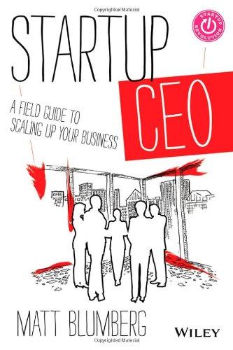 Start Up CEO